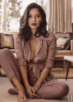 Olivia Munn - Vanity Fair Style Portfolio (September 2017)