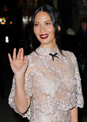 Olivia Munn - 'We are the weirdos Mister' Screening in NY