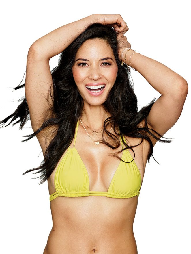 Olivia Munn - Women's Health Magazine (June 2016)
