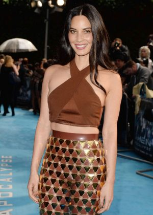 Olivia Munn - 'X-Men Apocalypse' Premiere in London