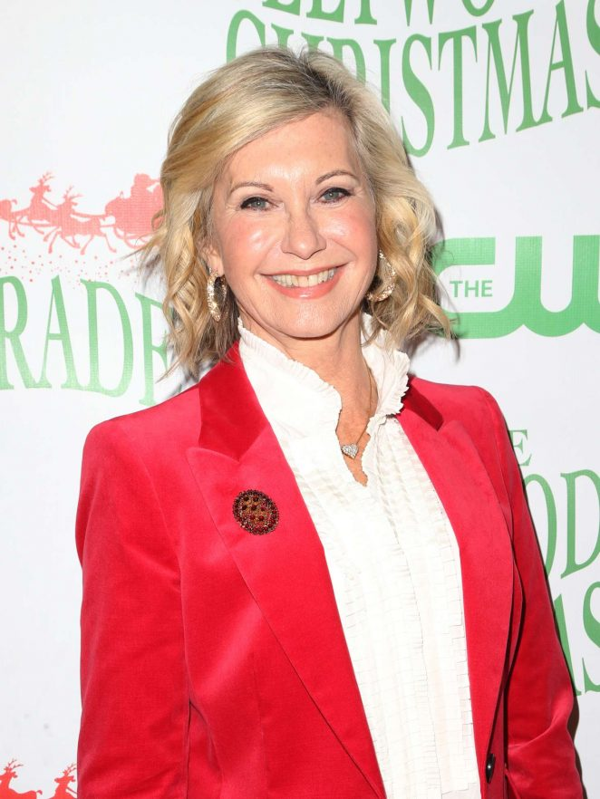 Olivia Newton-John - 85th Annual Hollywood Christmas Parade in Hollywood