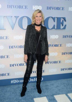 Olivia Newton-John - 'Divorce' Premiere in New York