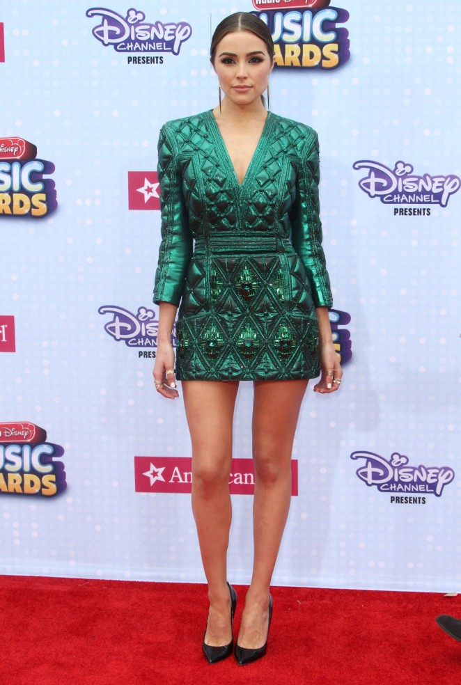 Olivia Palermo - 2015 Radio Disney Music Awards in LA