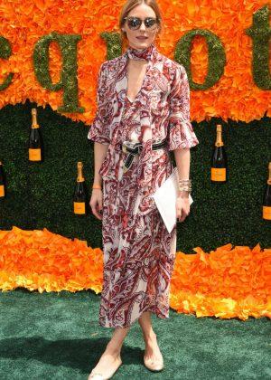 Olivia Palermo - 2016 Veuve Clicquot Polo Classic in New Jersey