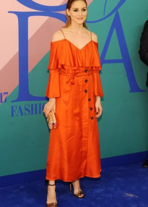 Olivia Palermo - 2017 CFDA Fashion Awards in New York