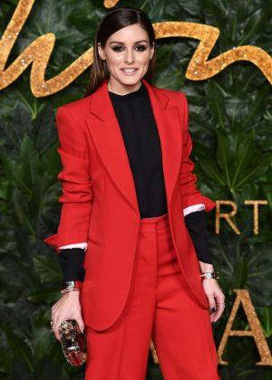 Olivia Palermo - 2018 British Fashion Awards in London