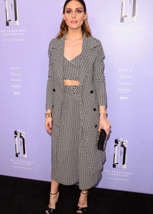 Olivia Palermo - 2018 Fragrance Foundation Awards in New York