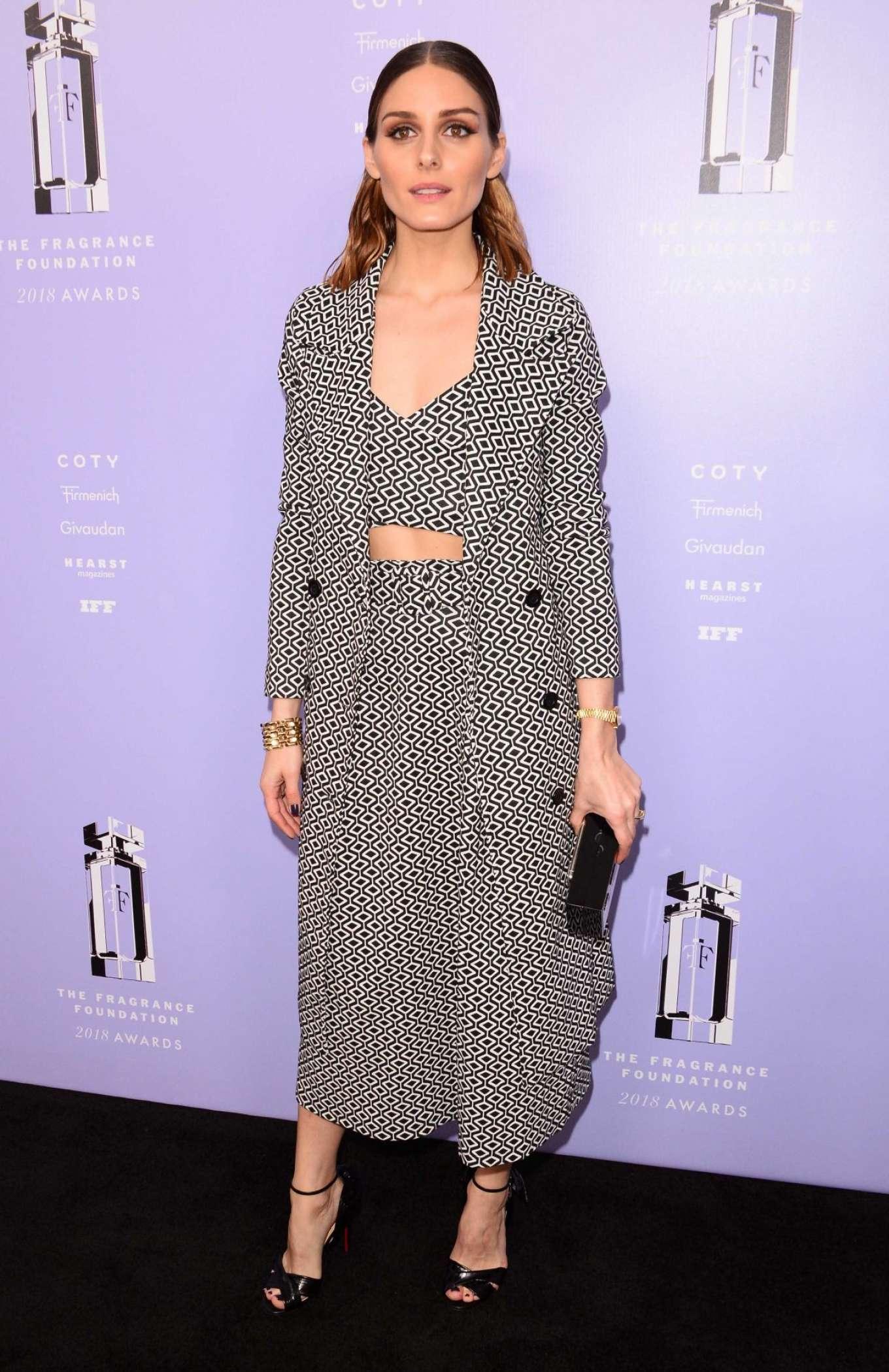 Olivia Palermo - 2018 Fragrance Foundation Awards in New York