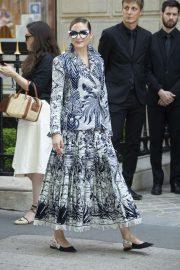 Olivia Palermo - 2019 Paris Fashion Week - Christian Dior Haute Couture FW 2019-20