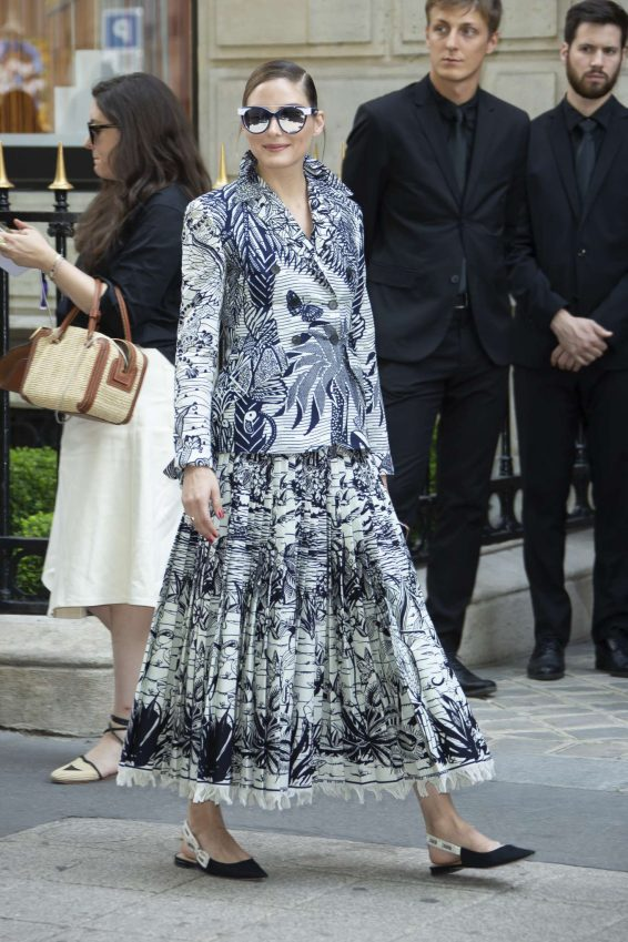 Olivia Palermo - 2019 Paris Fashion Week - Christian Dior Haute Couture FW 2019-20
