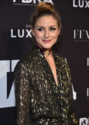 Olivia Palermo - 30th Footwear News Achievement Awards in NY