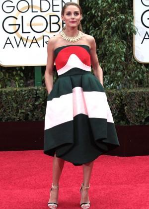 Olivia Palermo - 2016 Golden Globe Awards in Beverly Hills