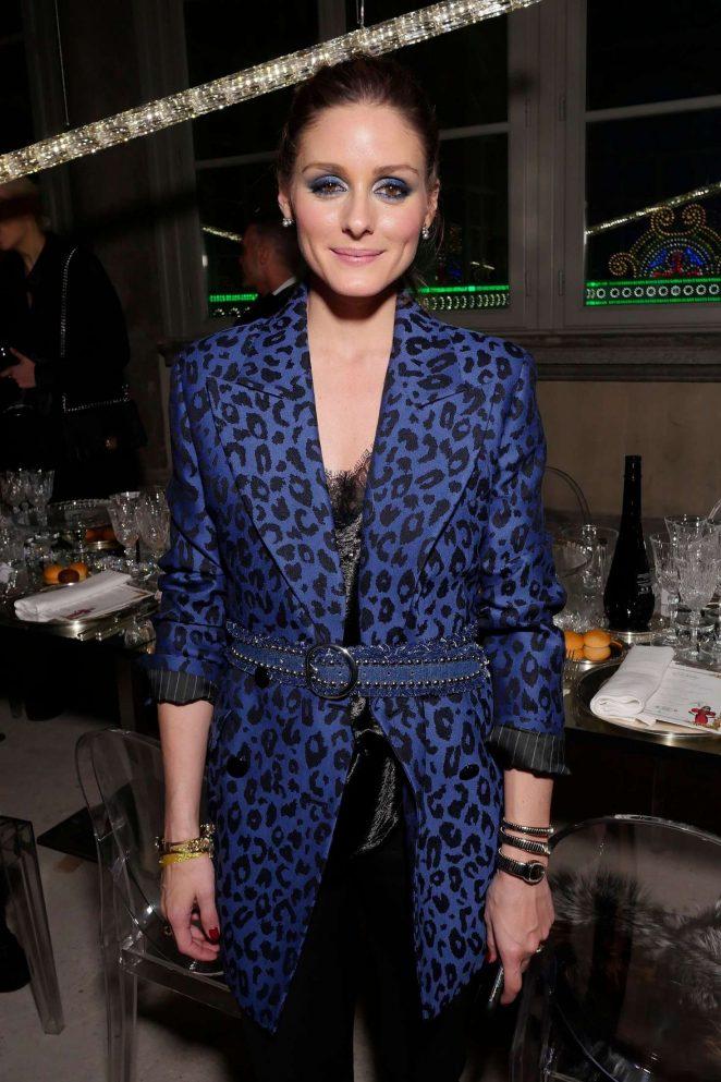 Olivia Palermo - ADR Beyond Fashion Show 2018 in Milan