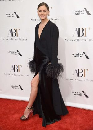 Olivia Palermo - America Ballet Theater 2018 Fall Gala in NYC