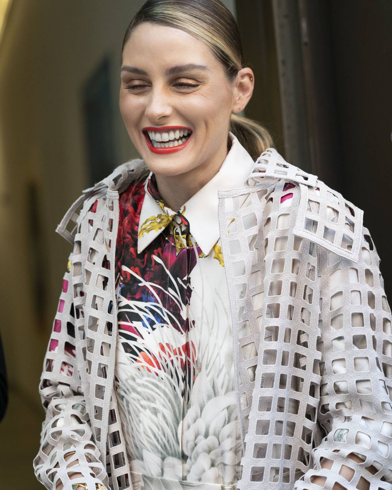 Olivia Palermo - Arrives at Jason Wu Fashion Show in New York