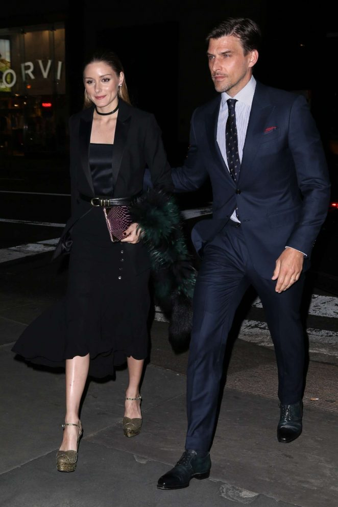 Olivia Palermo Arrives at Montblanc Pens A New Chapter With UNICEF -06