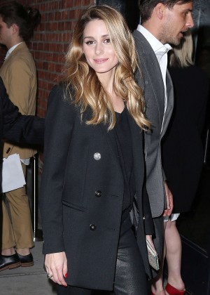 Olivia Palermo - Arrives at 'Mother's Day' Screening in New York