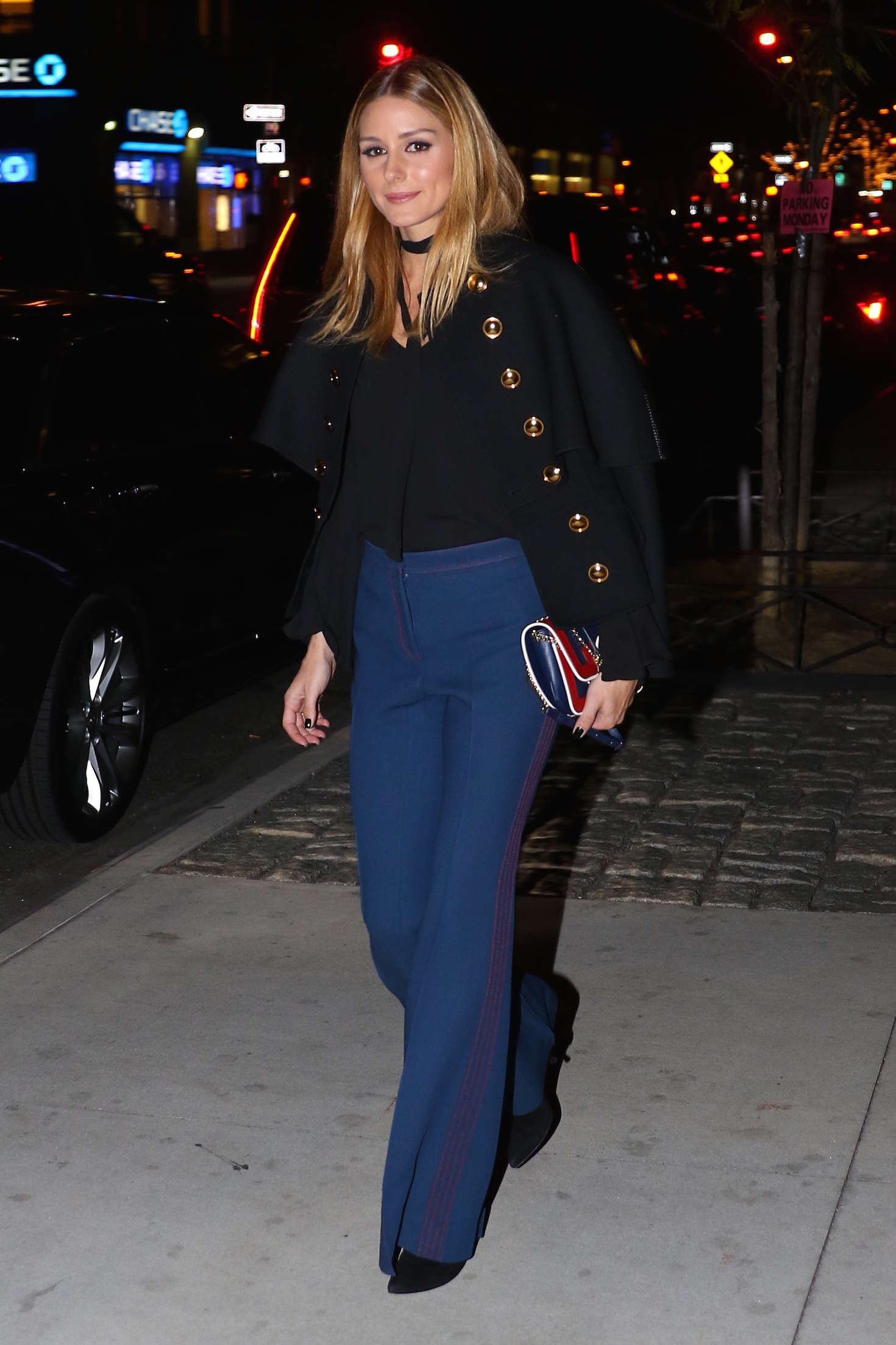 Olivia Palermo - Attends at Cadillac Event in New York