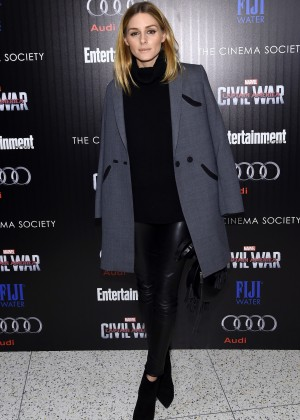 Olivia Palermo - 'Captain America: Civil War' Screening in New York