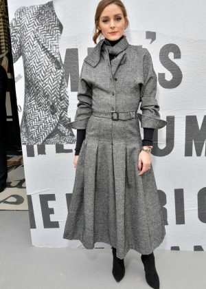 Olivia Palermo - Christian Dior Fashion Show 2018 in Paris