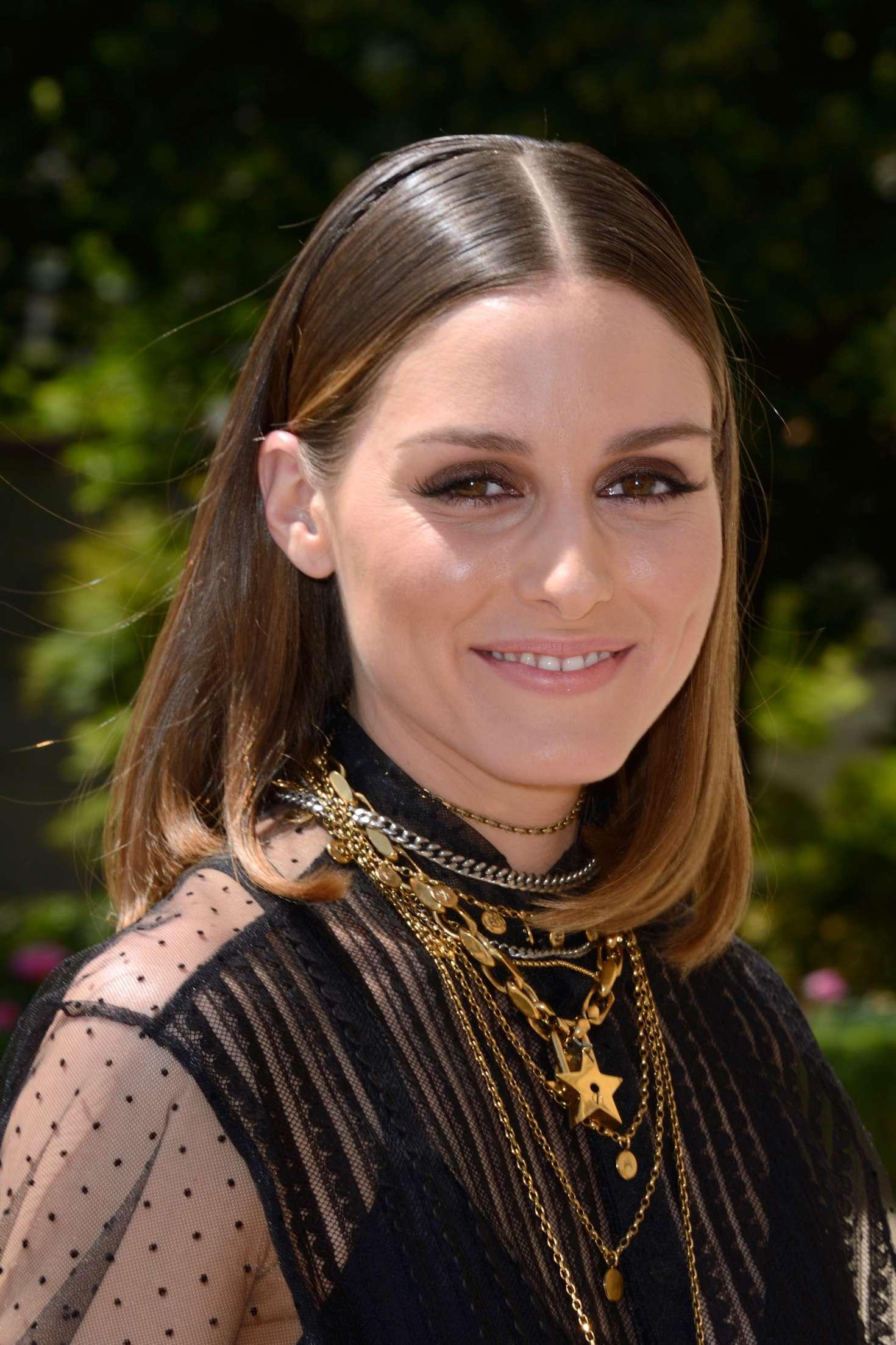 Olivia Palermo - Christian Dior Haute Couture Show 2019 in Paris