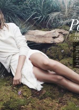 Olivia Palermo - ELLE Vietnam Magazine (April 2015)