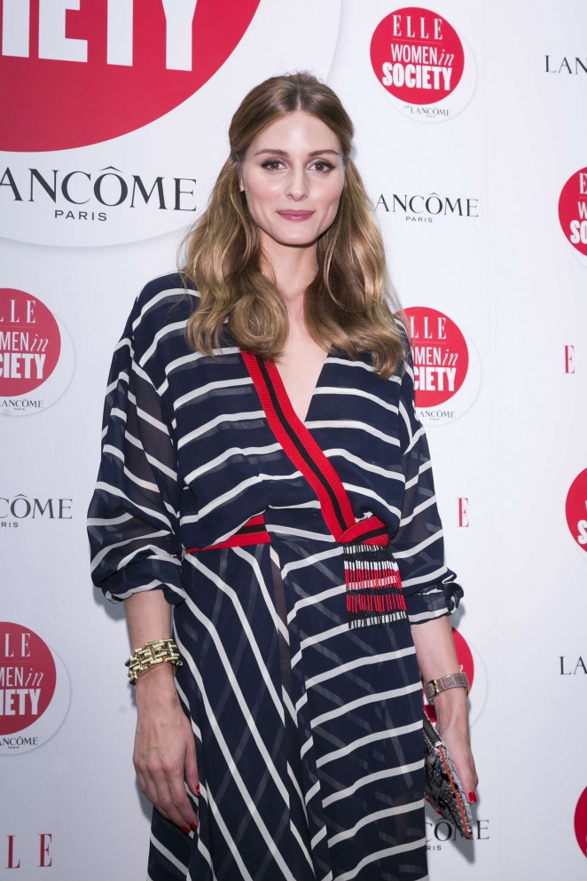 Olivia Palermo - ELLE Women in Society Event in Tokyo