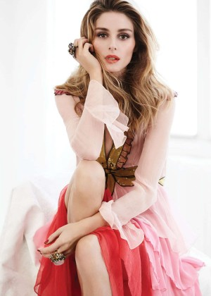 Olivia Palermo - Fashion Magazine (March 2016)