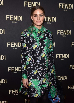 Olivia Palermo - Fendi New York Flagship Boutique Inauguration Party in NYC
