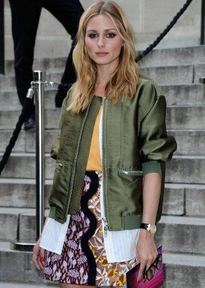 Olivia Palermo - Giambattista Valli Fashion Haute-Couture F/W 2016/2017 in Paris