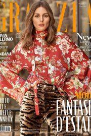 Olivia Palermo - Grazia Italy Magazine (June 2019)