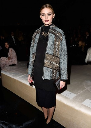 Olivia Palermo - H&M Fashion Show 2016 in Paris