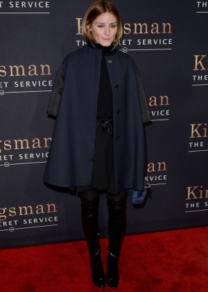 "Olivia Palermo - ""Kingsman: The Secret Service"" Premiere in NYC"