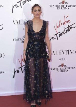 Olivia Palermo - 'La Traviata' Premiere in Rome adds