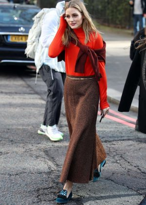 Olivia Palermo - London Fashion Week 2017 in London