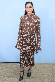 Olivia Palermo - Michael Kors show - New York Fashion Week