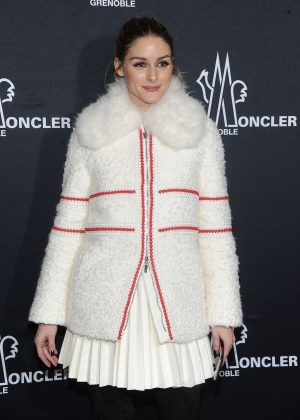 Olivia Palermo - Moncler Grenoble Event in New York