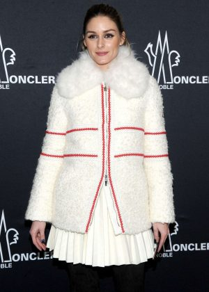 Olivia Palermo - Moncler Grenoble Show at 2017 NYFW in New York