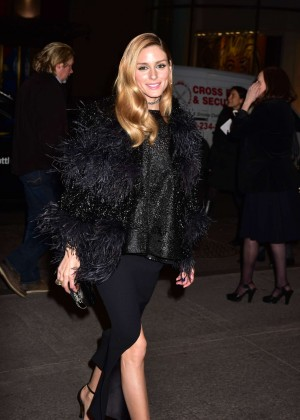 Olivia Palermo - Montblanc 110 Year Anniversary Gala Dinner in New York City