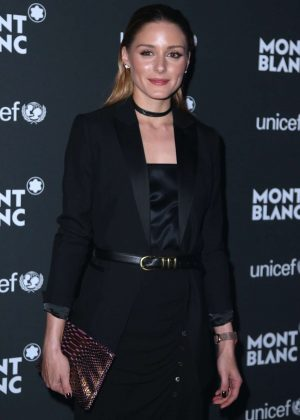 Olivia Palermo - Montblanc Gala Dinner & UNICEF in New York