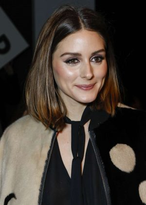 Olivia Palermo - Naeem Khan Fashion Show 2018 in New York
