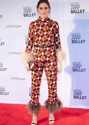 Olivia Palermo - New York City Ballet Spring Gala in New York
