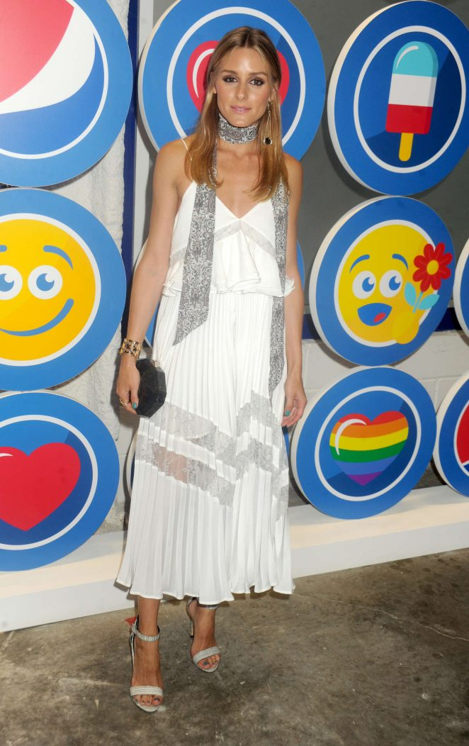 Olivia Palermo opening party Cave to Keyboard Pepsi Event in NYC