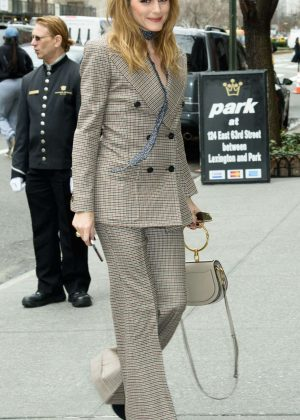 Olivia Palermo out and about in New York