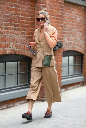 Olivia Palermo - Out in Brooklyn