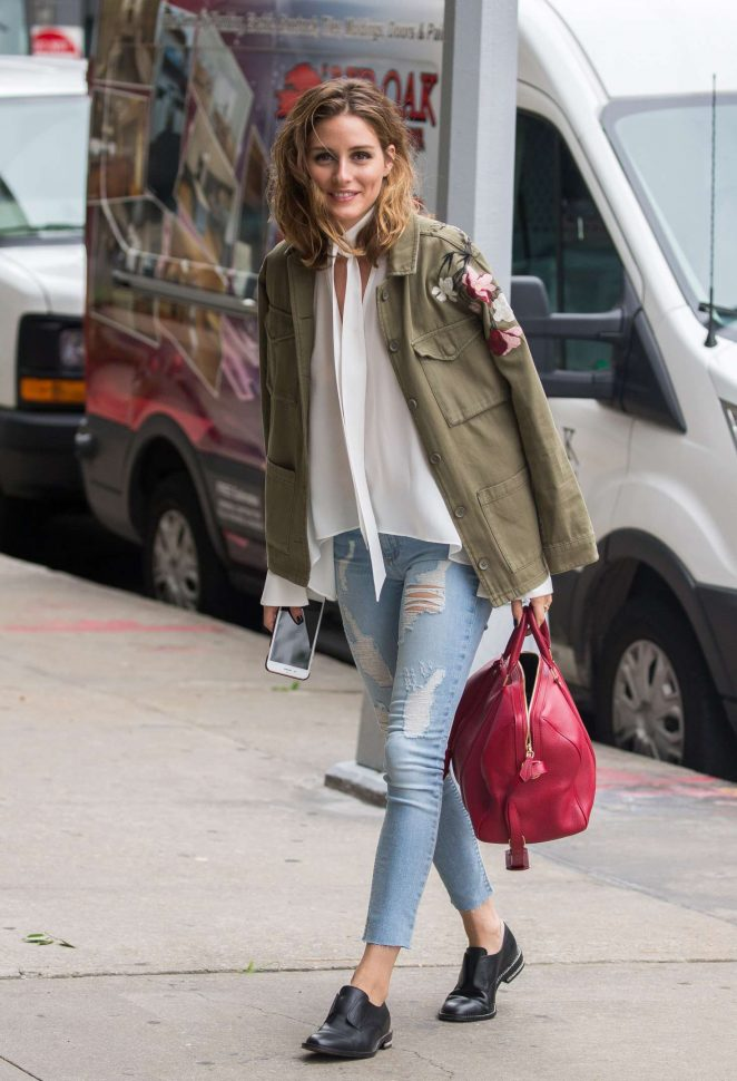 Olivia Palermo out in Brooklyn -04