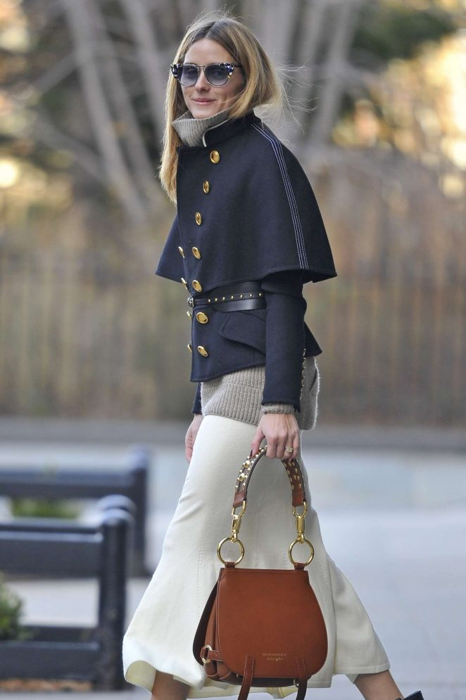 Olivia Palermo out in Brooklyn -07