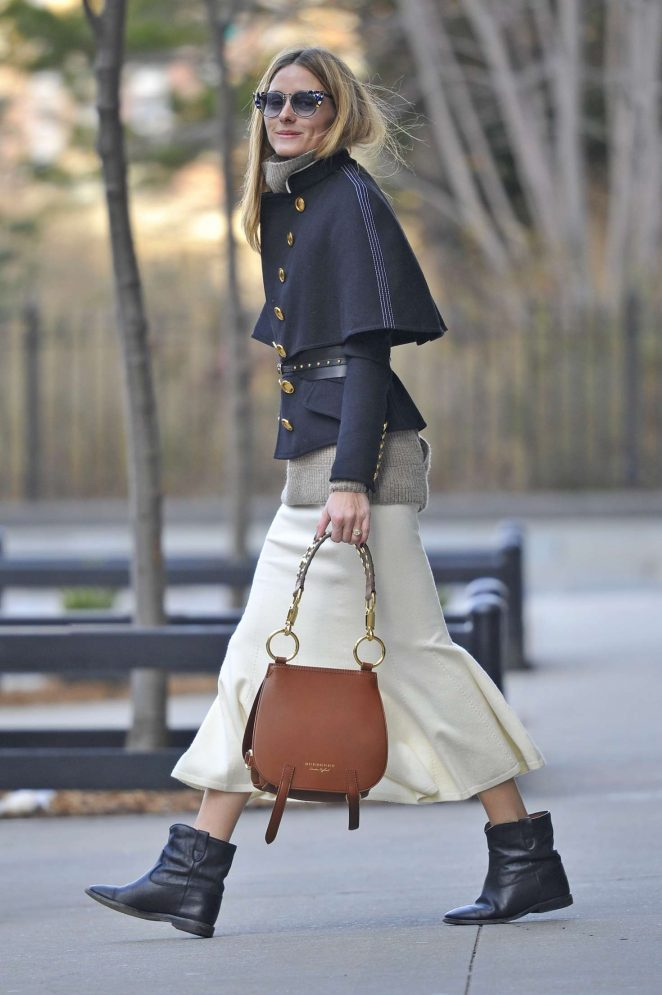 Olivia Palermo out in Brooklyn -08