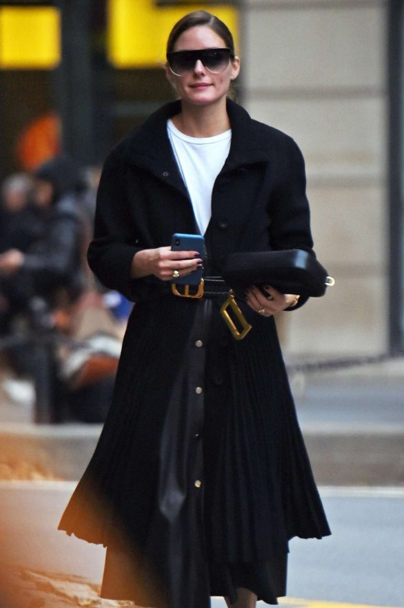 Olivia Palermo - Out in Manhattan
