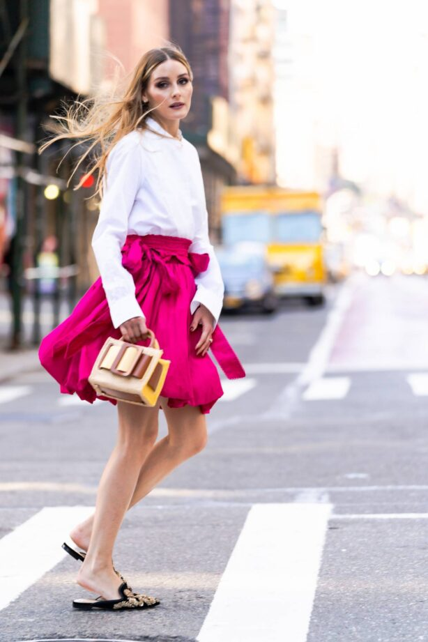 Olivia Palermo - Out in New York City